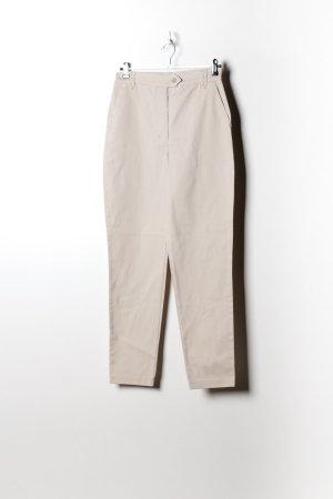 Vintage Damen Anzughose in Beige