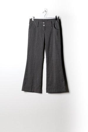 Vintage Damen Anzughose in Grau