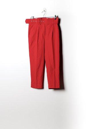 Vintage Damen Anzughosen in Rot