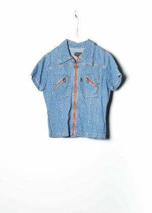 Sonstige Long Sleeve Shirt blue denim