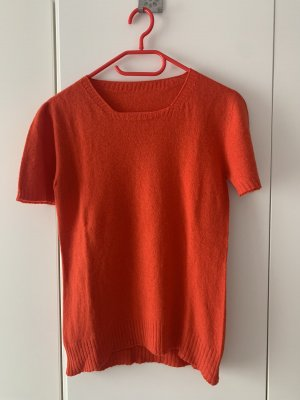Vintage Short Sleeve Sweater multicolored