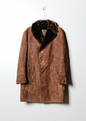 Sonstige Duffle-coat brun