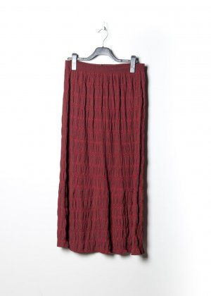 Vintage Damen Sommerröck in Rot