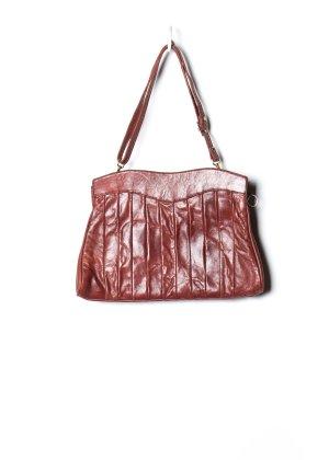 Vintage Damen Tasche in Braun