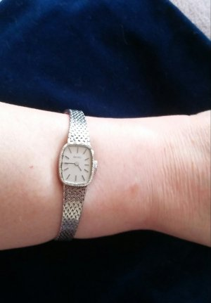 ZentRa Analog Watch silver-colored metal