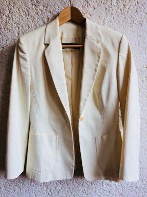 Lange blazer veelkleurig Polyamide