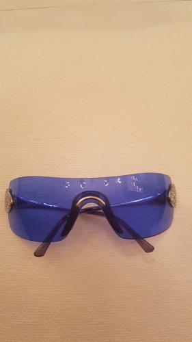 Christian Dior Owalne okulary przeciwsłoneczne Wielokolorowy