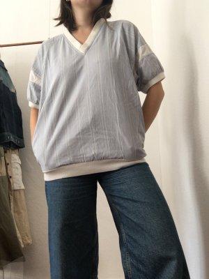 Dior V-hals shirt veelkleurig Katoen