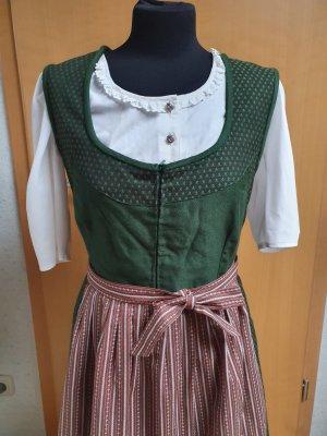 Vestido Dirndl verde-verde bosque