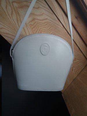 Vintage DISSER Lederhandtasche