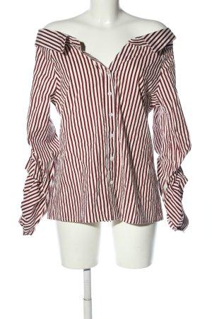 Vintage Dressing Hemd-Bluse