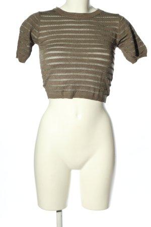 Vintage Dressing Kurzarmpullover