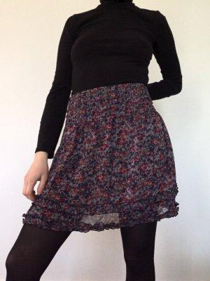 Esprit High Waist Skirt multicolored