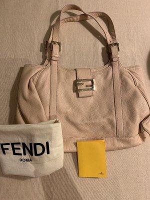 Vintage Fendi aus Napa Leder Bag