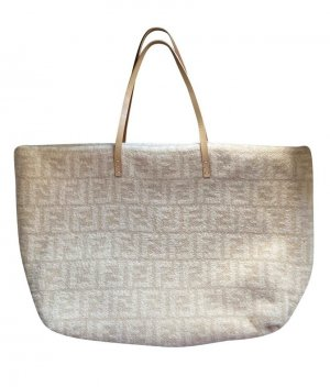Vintage Fendi Shopper, Wolle
