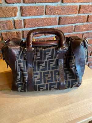 Fendi Bowling Bag multicolored