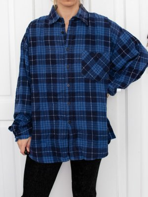 Vintage Flanell Hemd Gr. M-L