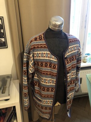 Vintage Fleece-Jacke