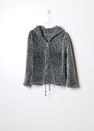 Vintage Fleecepullover in S