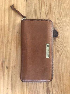 Hugo Boss Wallet brown-light brown