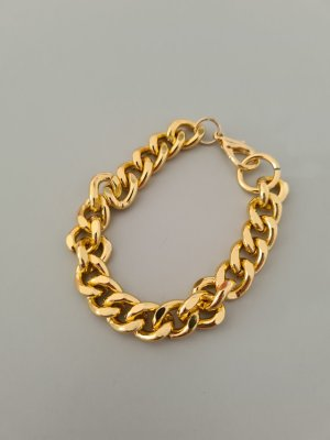 Vintage goldenes Gliederarmband