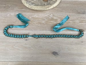Chain Belt light blue