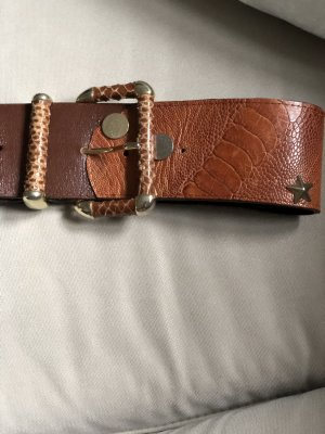 Studded Belt brown