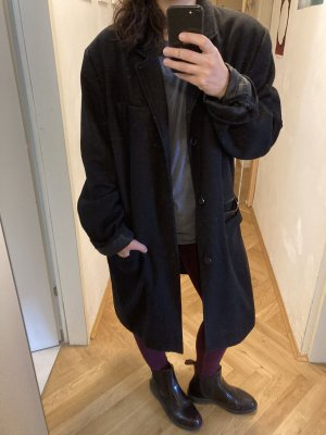 Guess Oversized Coat black