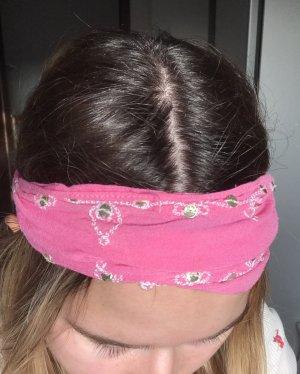Vintage Ozdoby na głowę różowy