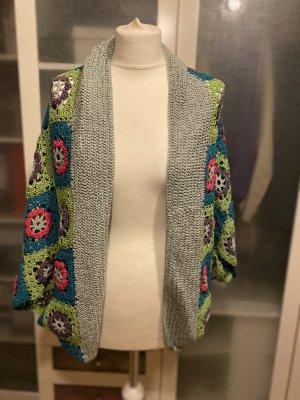 Knitted Bolero multicolored
