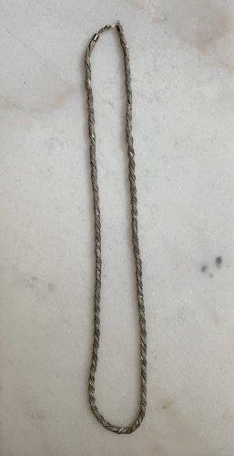 Vintage Zilveren ketting zilver