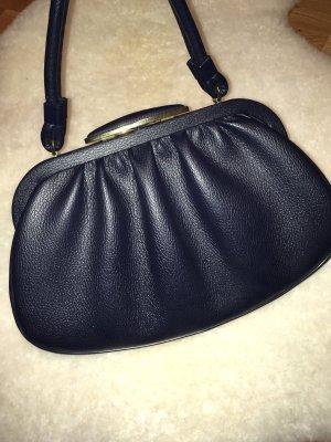 Handbag dark blue