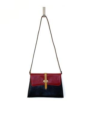 Vintage Handtasche aus Leder - original