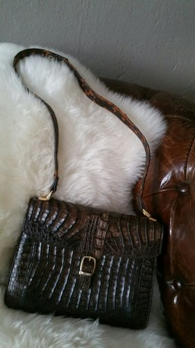 Shoulder Bag multicolored leather