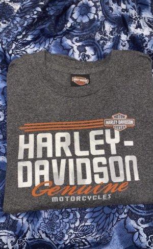Harley Davidson Longsleeve multicolored
