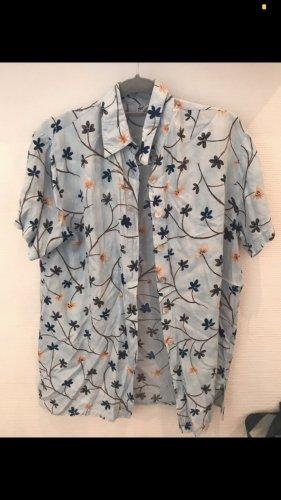Vintage Hemd geblümt