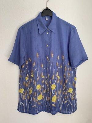 Camisa holgada multicolor