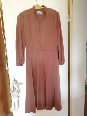 ARA MODELL Robe à manches longues bronze