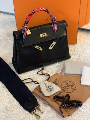 Vintage Hermès Kelly Bag mit Zubehör