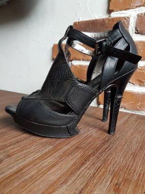 Vintage High Heel Sandaletten von Sam Edelman