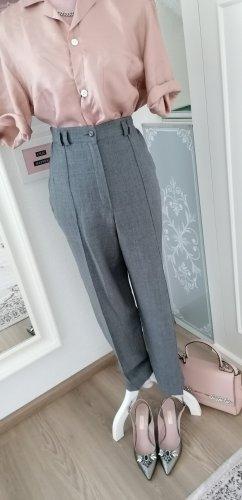 Vintage Woolen Trousers grey