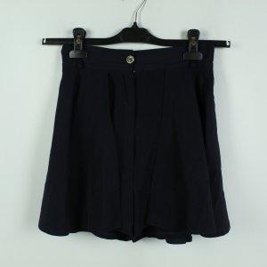 Real Vintage Spódnico-spodenki ciemnoniebieski
