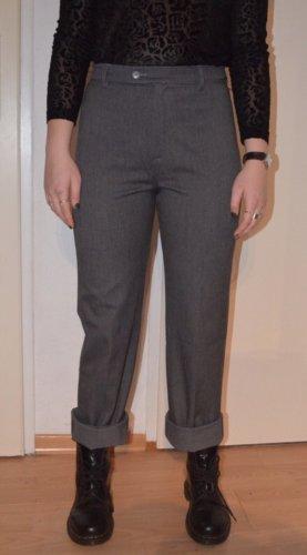 Vintage Highwaist Stoffhose