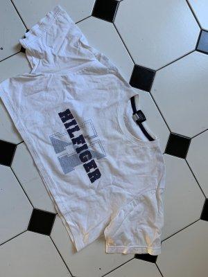 Vintage Hilfiger Cropped Top verkürztes Shirt von Tommy Hilfiger