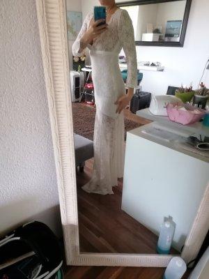 Vintage Lace Dress cream