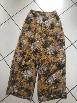 True Vintage 7/8 Length Trousers multicolored