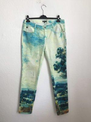 DIDI pretty different Spodnie biodrówki Wielokolorowy