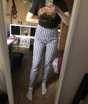 Ann Christine High Waist Trousers multicolored