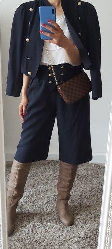 petite mademoiselle Tailleur-pantalon bleu foncé