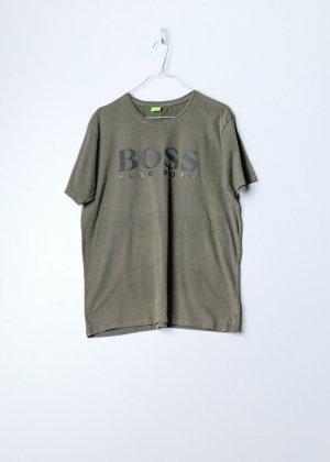 Vintage Hugo Boss Brandshirt in XXL